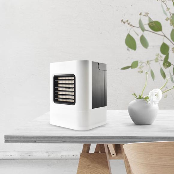 휴대용 에어컨 선풍기 냉풍기 가정용 냉방 부채 프리저 야외 소형 에어컨 차량 기숙사 춥다 선풍기