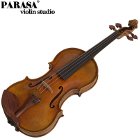 PARASA Professional Edition VGM-3126 manual Pro Deluxe violin playing solo violin class grading