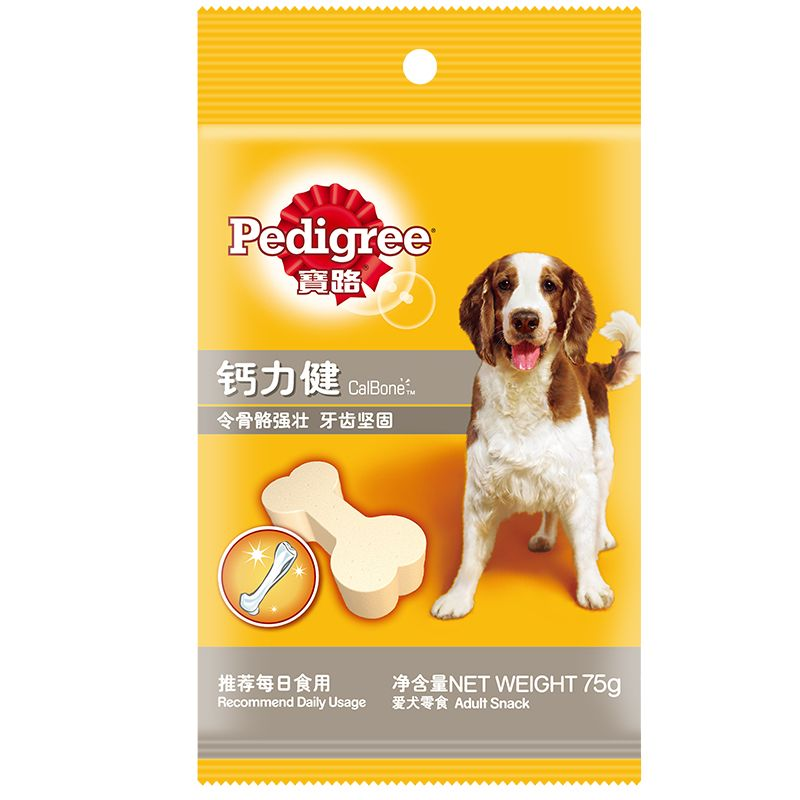 Po CA Lijian puppy teeth stick chewing gum for dog tooth molar calcium snacks