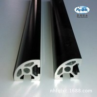 Specializing in the supply of aluminum alloy square tubes, special-shaped square tubes, aluminum alloy profiles, square tube alloy, square aluminum tube profiles