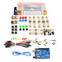 generic parts package For Arduino kit + UNO R3  +MB-102 830