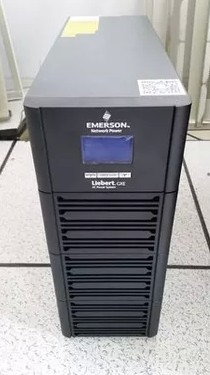 Emerson UPS power GXE10k00TL1101C0010KVA/8KW external battery 192V new genuine
