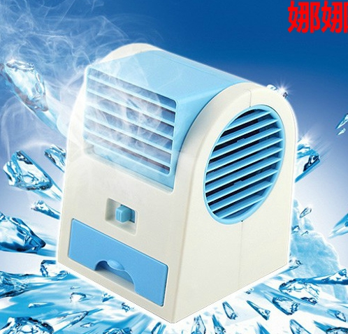 No ice air conditioning fan large power evaporative cooling fan hydropower plus water ice refrigeration air conditioner