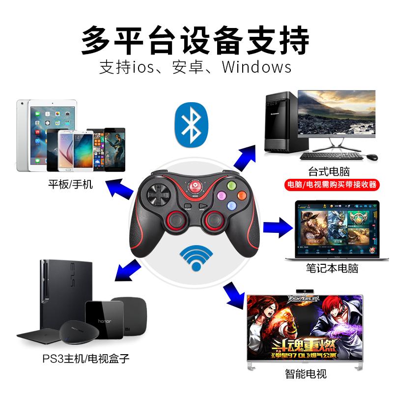 n trådlös gamepads låda äpplen android telefoner platta tv - X3605 lynx