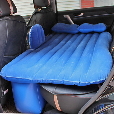 SUV special Ford shake road trunk car inflatable mattress, folding travel bed car thickening Che Zhenchuang