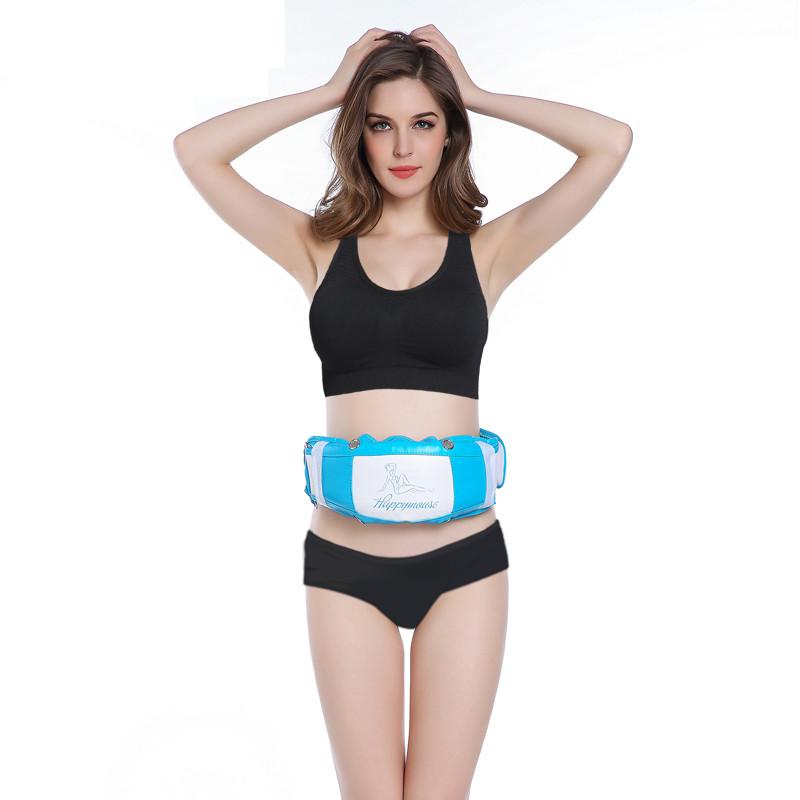 Grasa de la compresa caliente el cinturón abdominal sacudió el Movimiento de cintura delgada y calefacción