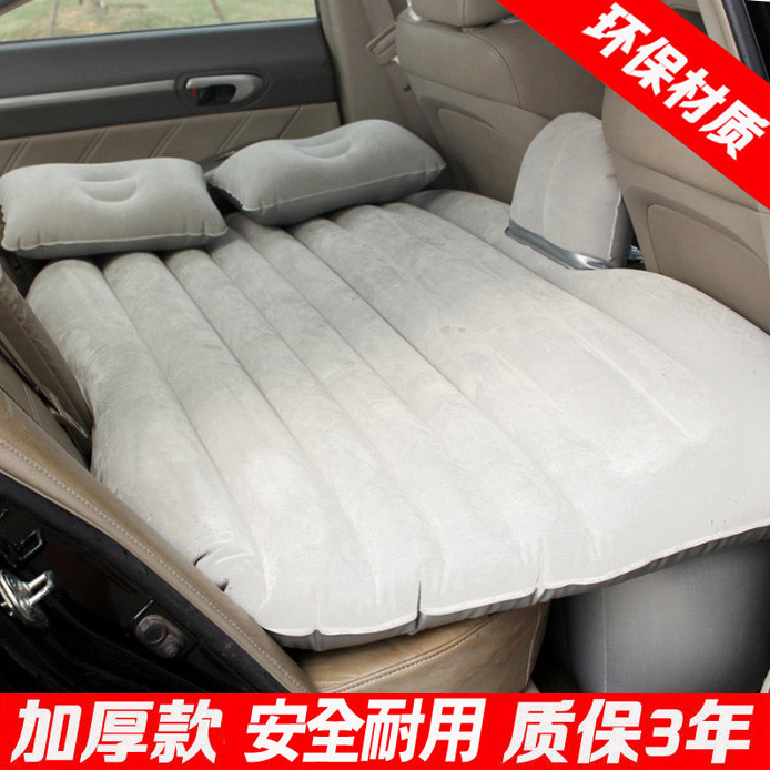 KIA European Wind Cerato SUV Platt GM car rear inflatable mattress epicenter car travel