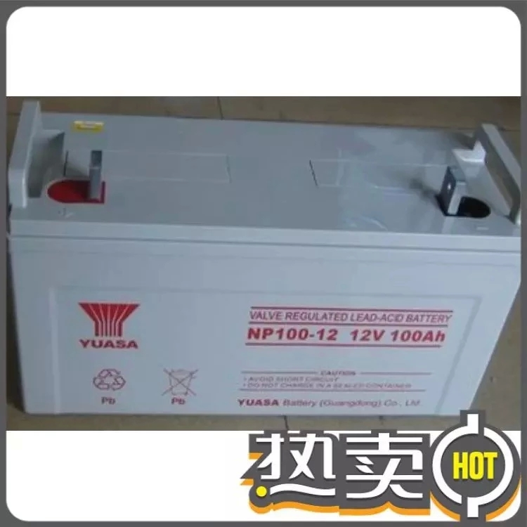 батарея 12V100AH свинцовых аккумуляторов свинцово - NP100-12UPS специальный