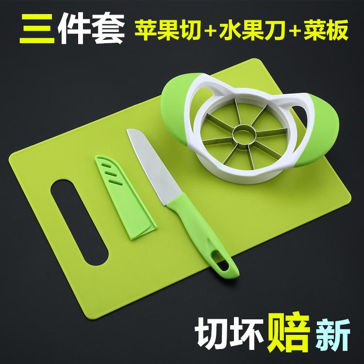 Von der Küche aus rostfreiem Stahl tuba Obst slicer apfel Obst Cutter