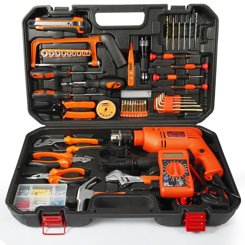 La Famiglia di strumenti per la Lavorazione DEL LEGNO rivestiti in Germania gli attrezzi Elettrici e Manuale di manutenzione Hardware elettrico combinato
