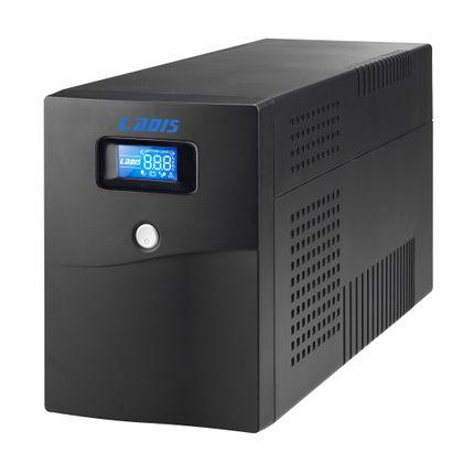 UPS uninterruptible power supply H2000VA1200W server automatic switch 6 PC single machine 1 hours
