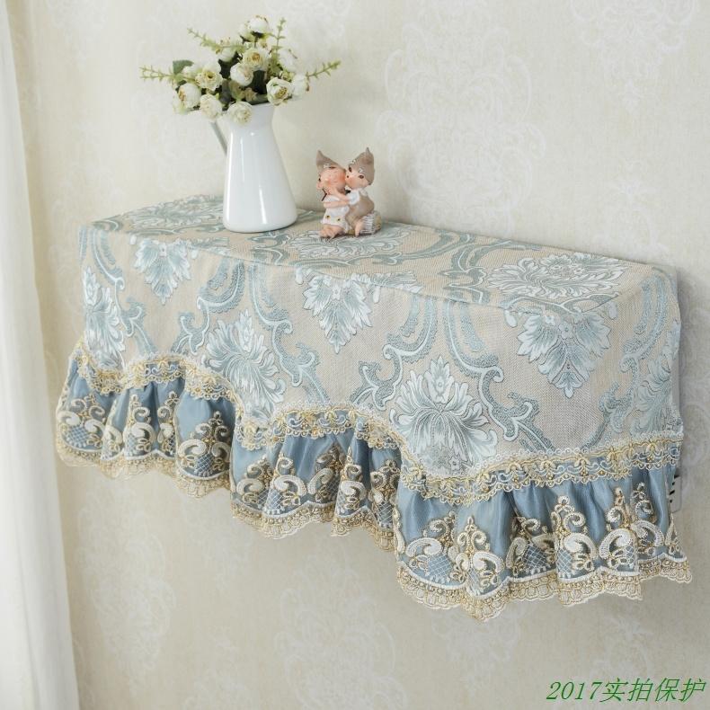La frecuencia de Geli belleza 1.5 El aire acondicionado doméstico dormitorio cubierta de polvo cubierta de tela tipo de aire acondicionado de manga