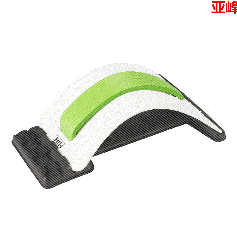 Lumbar disc, lumbar disc herniation, traction pad, lumbar strain, lumbar spine orthosis, massage home belt
