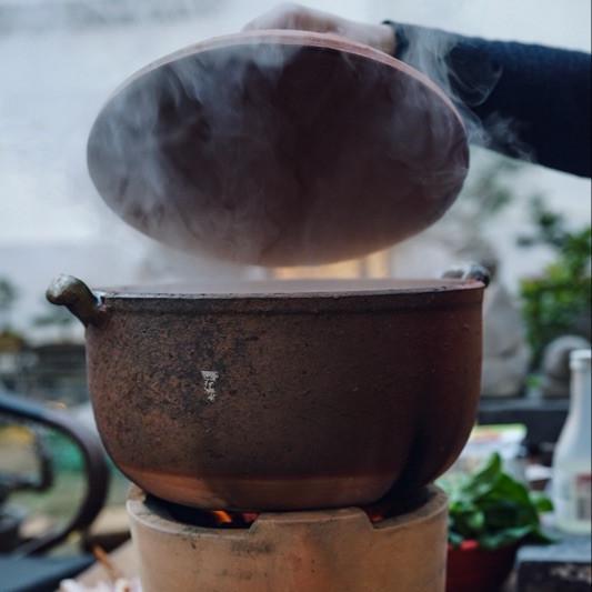 Пан небольшой печь печь печь сын ударил края углерода уголь Древесный уголь термитная печь барбекю почвы плита фэн дровяные печи горячий уголь Древесный уголь