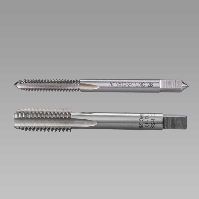 Tap tap HSS high speed steel production made straight slot machine 1 inch 1/16-8UN-12UN-16UN