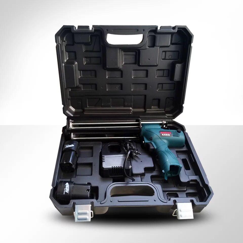 La Bellezza della costruzione di strumenti di Bellezza da agente del Risparmio la pistola per la Colla cucito doppio Motore idraulico intelligente la pistola per la Colla di piastrelle di Ceramica comune Colla