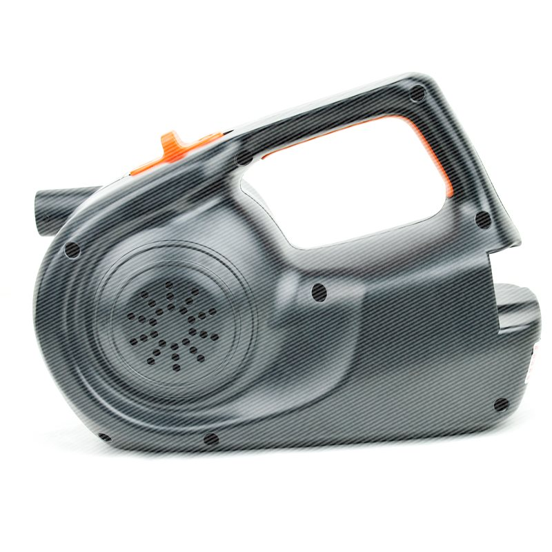 Rubber boats electric air pump vehicle 12V100W high power high pressure inflatable boat basin filling dual-purpose pump