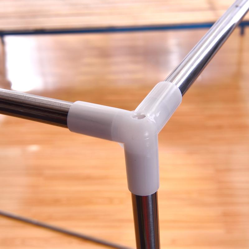 Hacer la cama y personalización de la cortina de acero inoxidable con residencia especial de todo un marco de alta intensidad en el estante de los estudiantes
