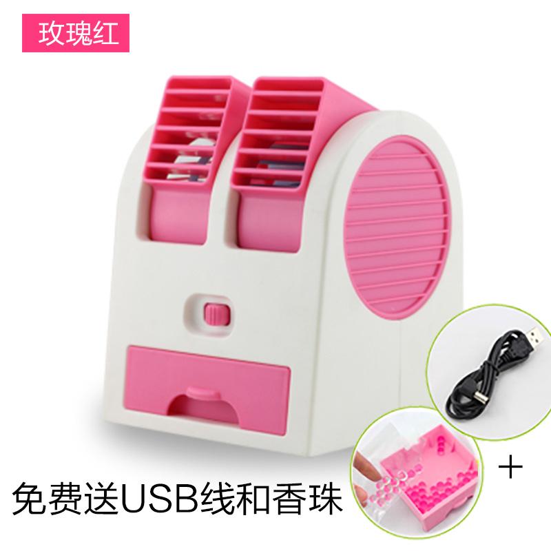 La ventola dell'Aria condizionata di tipo Mini - USB di Freddo e caldo del ventilatore domestico con ghiaccio verticali Mobili di condizionamento dell'Aria