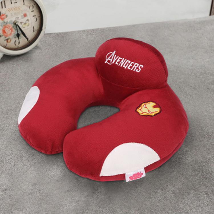 記憶の綿U型枕車内用品を枕に漫画のオフィスでクッション車護頚枕
