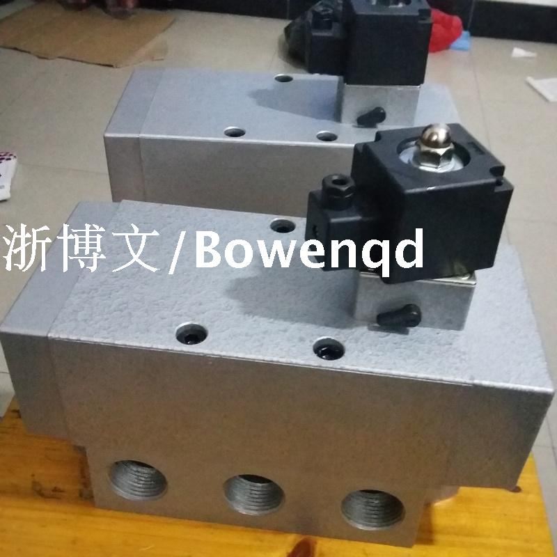 1.5 inch pneumatic valve DN40 single threaded control two five K25DH-40 solenoid valve