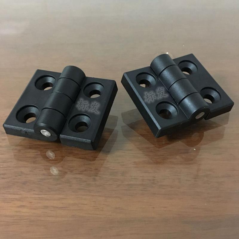 промышленных алюминиевых профилей с вкладными листами алюминия аксессуары 4040 нейлон петли пластиковый профиль кабинета бабочка петли