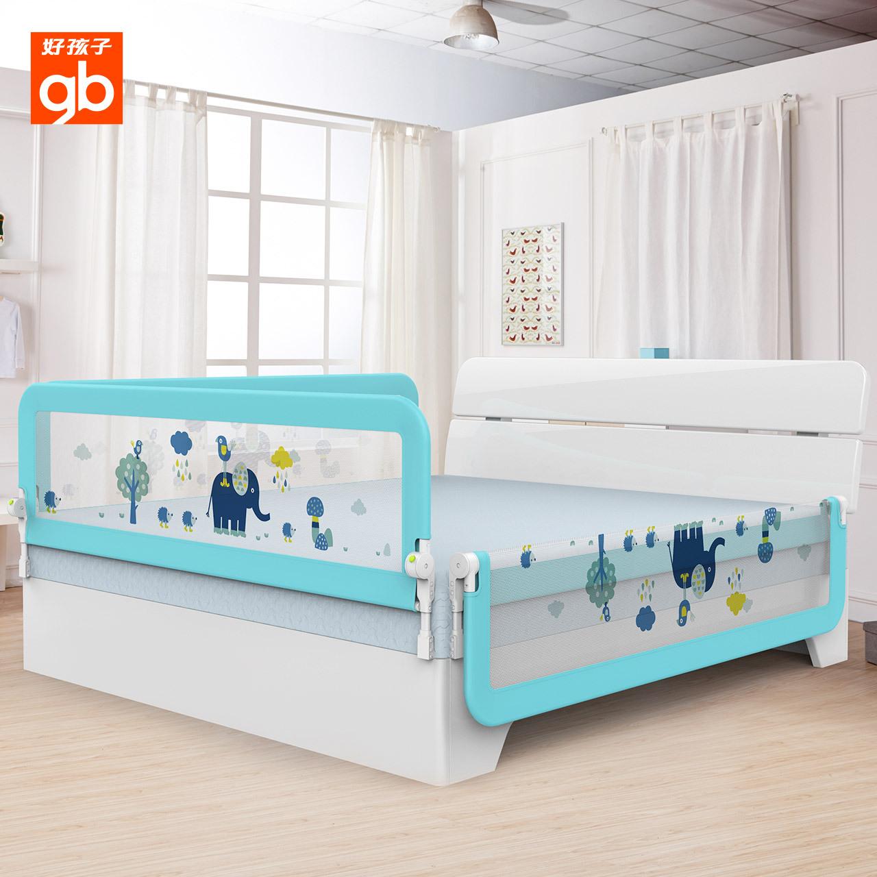 καλό παιδί νεογέννητο μωρό μου, το κρεβάτι. νέα παιδιά 12 μήνες το μωρό πίσω φράχτη δίπλα στο πτυσσόμενου αντι -