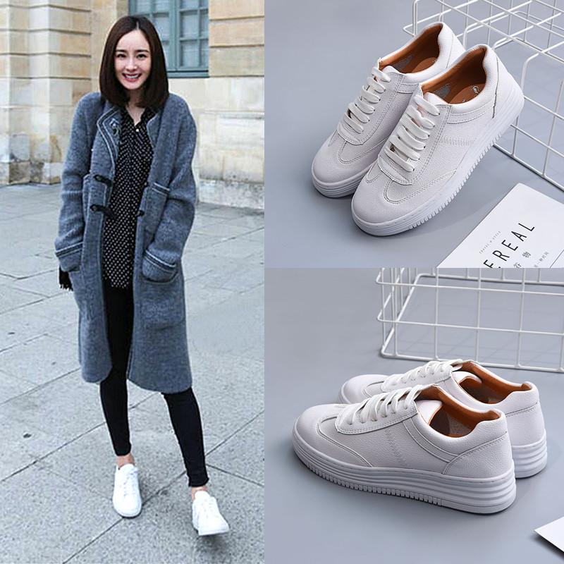 minden fehér, fehér cipő. 板鞋 cho. a sport - és szabadidős lapos fenekű pántos cipő talpa nagy yard egy női cipő