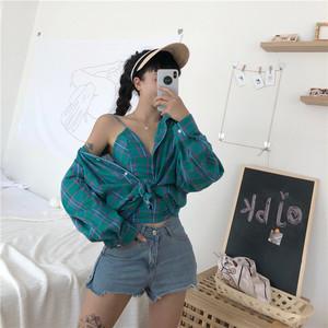 实拍新款夏季女装套装吊带+防晒衬衫 8088