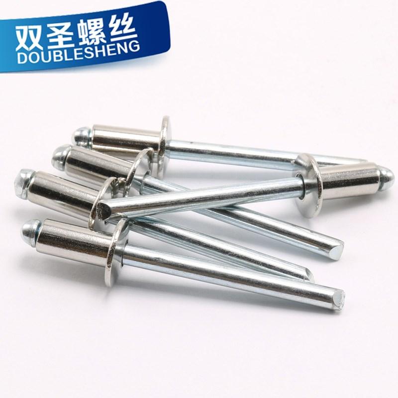 Rivet pulling rivet stainless steel core rivet head pulling nail and core pulling M3.2M4M5