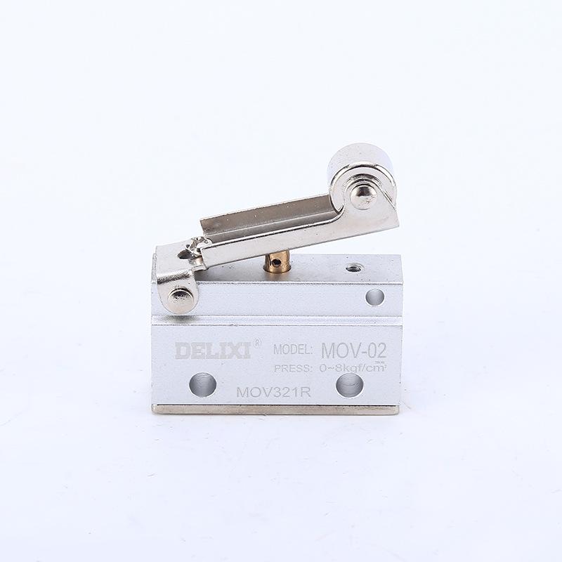 DELIXI dilixi válvulas neumáticas maquinaria de invitado de MOV-02