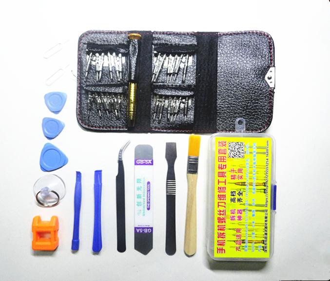 мини - Компьютер, мобильный телефон разбирать отвертка набор инструментов типа обслуживание переносных пакет сочетание часы отвертка