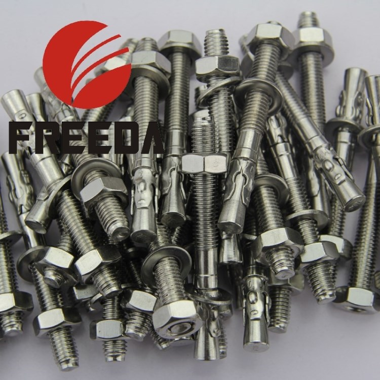Authentic stainless steel, 304 car repair, house lizard expansion screw, pull blasting rock nail, expansion screw, expansion bolt, M12 series