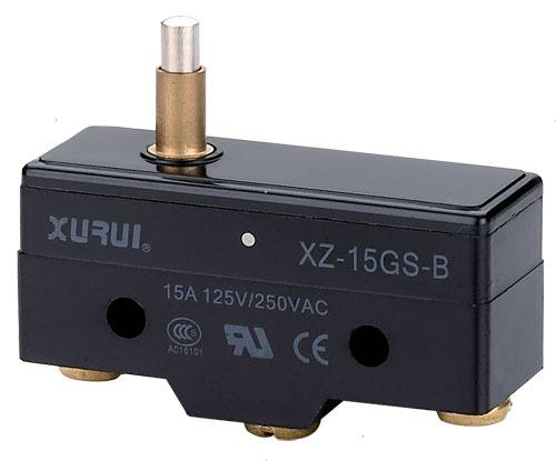XZ-15GS-B switch, fine button type microswitch, silver contact