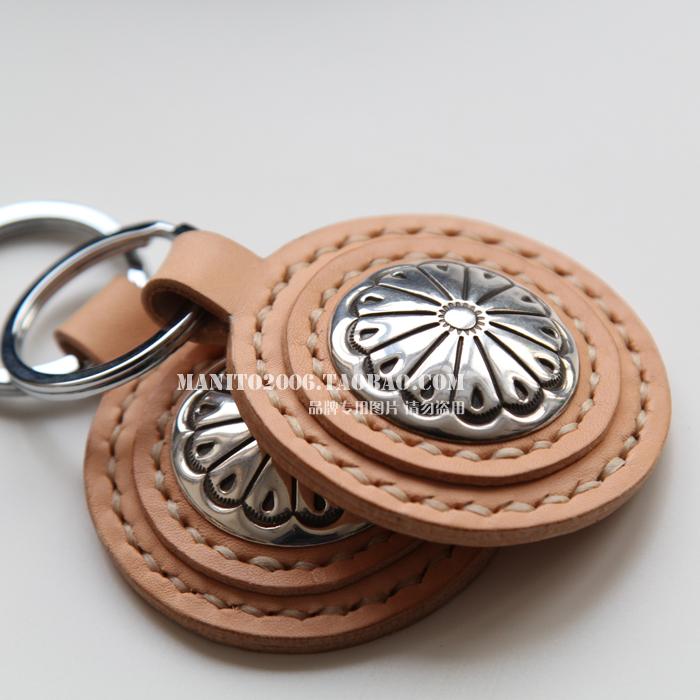 MANITO 然 手工皮具工作室 钥匙扣   showbagnow