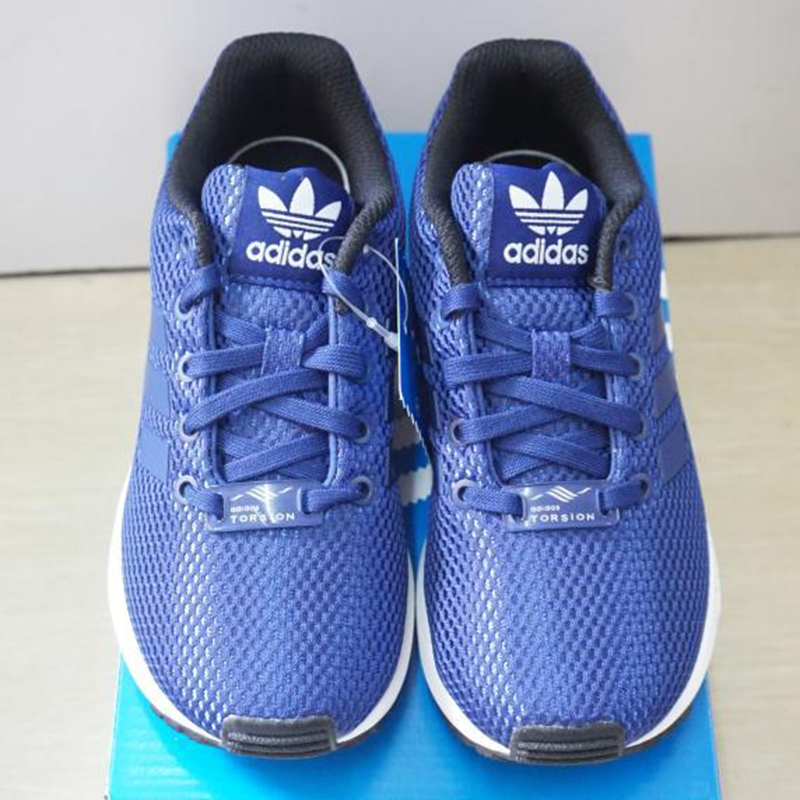 Authentic 16 autumn Adidas clover classic ZX series boys and girls breathable casual shoes S76298