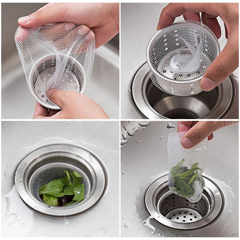 Die japanische Küche - Filter verstopfen der trennwand wassersack Haus MIT pool - Gemüse waschen.