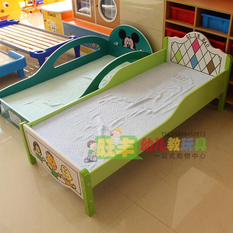 European style baby bed, children's car bed, kindergarten nap bed, lunch bed rest bed
