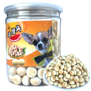 狗零食钙奶小馒头饼干去除口臭磨牙洁齿训练宠物比熊泰迪幼犬补钙
