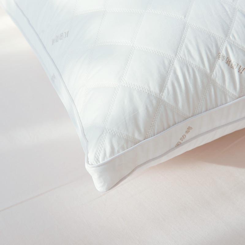 苏娜国際五つ星ホテル枕枕水洗い羽ベルベットソフト綿枕芯