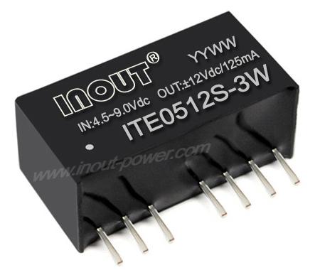 inout автентичен - dc модул B1224LS-1W12V 24v на захранване.