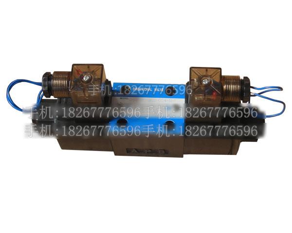 Hydraulic solenoid valve DSG-01-3C4-A220-20DSG-02-3C6-DL-A220 oil pressure reversing valve