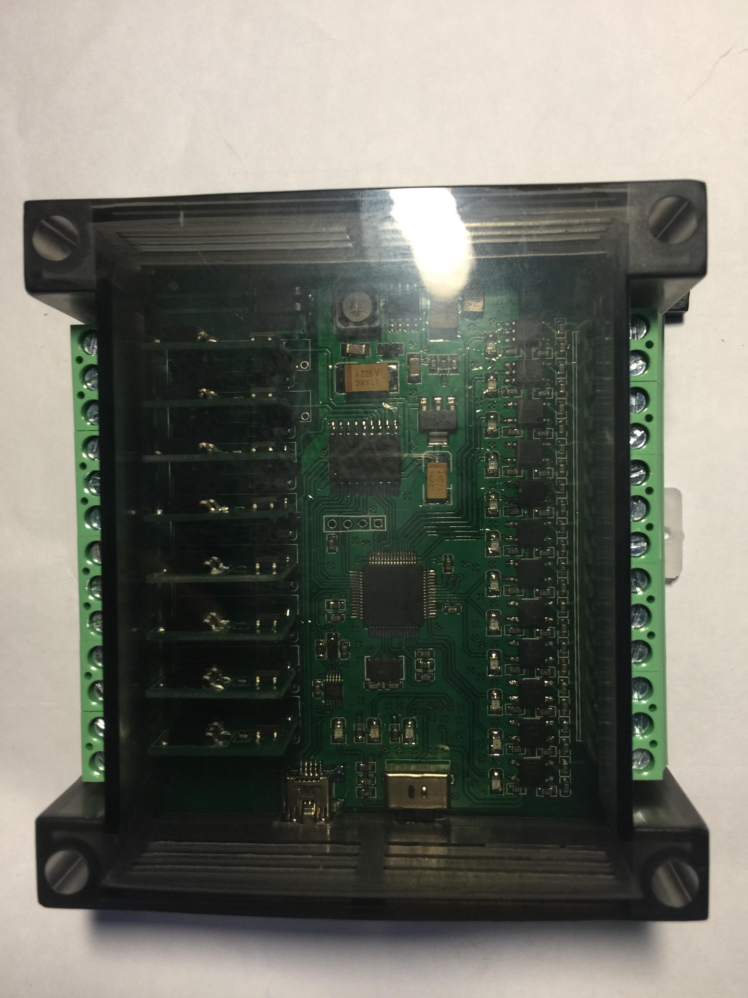 PLC労働者の訴える版FN2Xシリーズじゅうに進はち出高速パルスABエンコーダ停電保存三菱ソフト