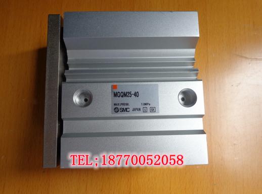 Di Nuovo, Originale e tre cilindri MGQM40/MGQL40-25/30/40/50/75/100/125 SMC tre Assi.