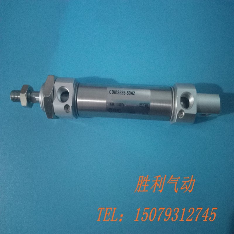 SMC authentique CM2E20 / CM2E25 / CM2E32 / CM2E40-25Z / 50Z / 75Z / 100Z mini - cylindre