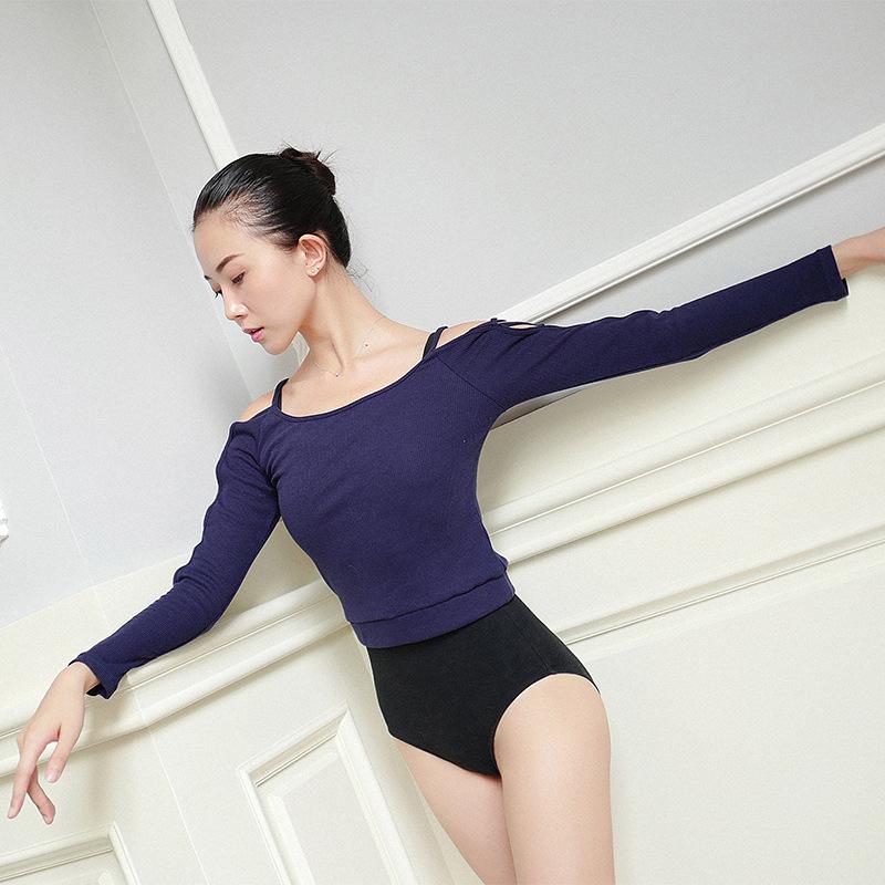 Yoga long sleeve blouse, women's speed, dry body, body, navel, autumn, yoga, gym, sportswear, yoga T-shirt
