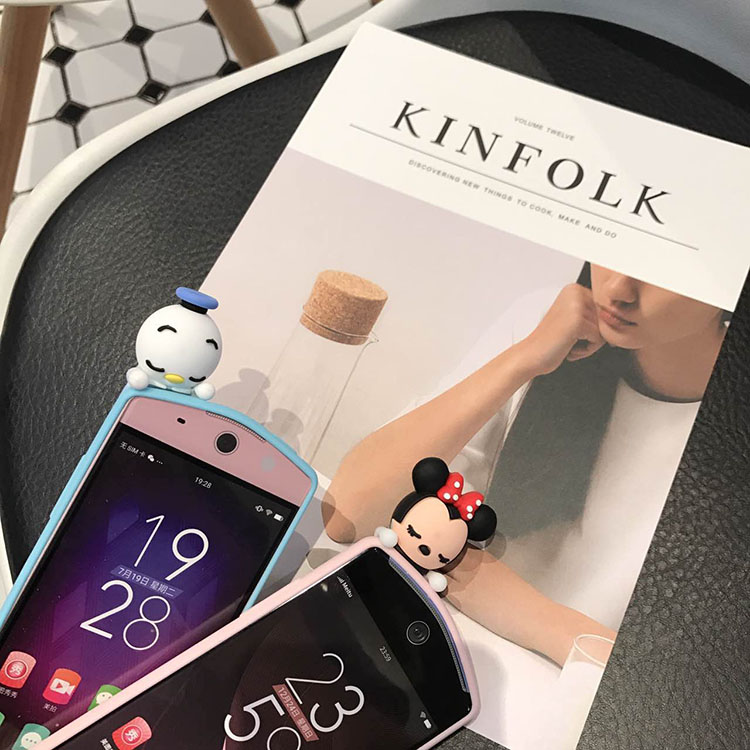 Mito M6 mobile phone shell all inclusive M4 Han tide brand m6s silicone lovely T8 hang neck personality originality M8 girl wrestling