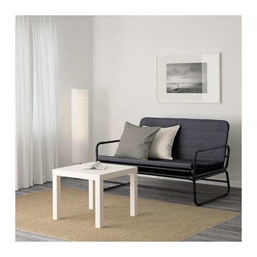 イケア規格品のハンマ恩ソファベッドジニ薩ダークグレー広州イケア国内IKEA家居代購