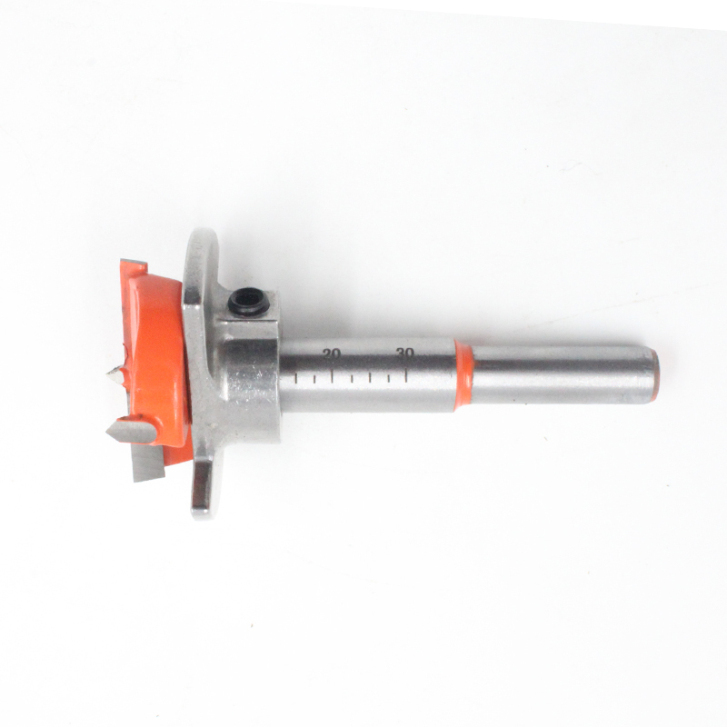 The new cabinet hinge hole 35mm plastic hinge Eterpan woodworking drill positioning hinge drilling pipe