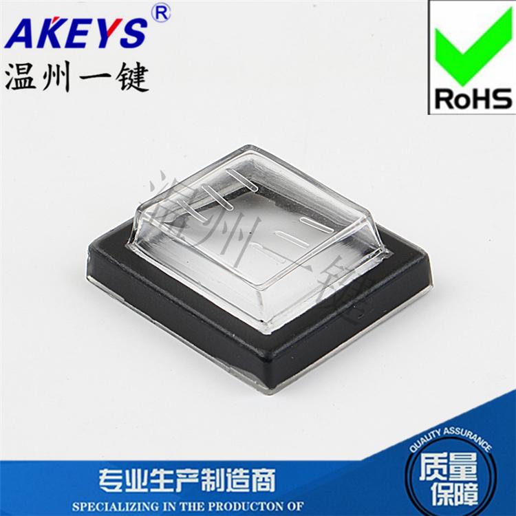 typ vypínač cap 25 × 31 vodotěsný szp a szp z prachu a balení obsahující hlavní spínač se zabudovanými tlačítky